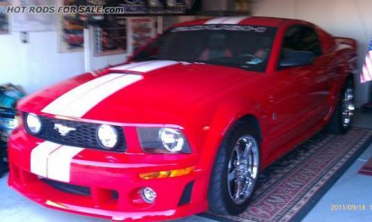 2006 ROUSH STAGE 1 - TORCH RED * HOT!