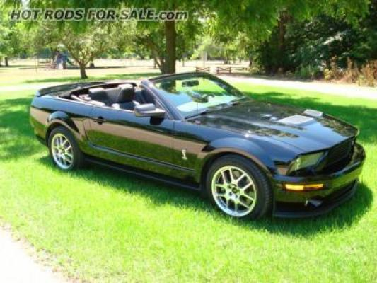 2008 MUSTANG SHELBY GT500