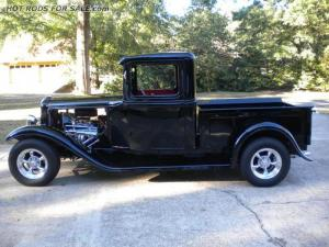 SOLD - 1932 Ford Custom Pickup