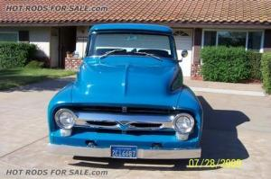 1956 FORD F-100 PICKUP. AWARD WINNER!
