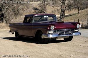 1957 Ranchero with V10 Ford conversion