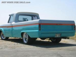 1963 Ford F100 Custom Cab Smoothy