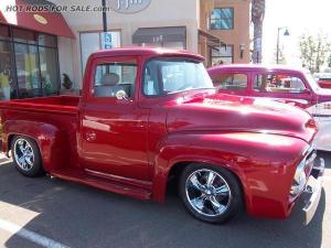 SOLD - 1956 Ford F100 Custom