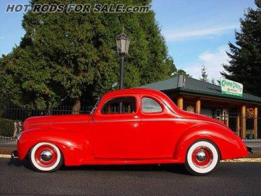 All Steel gorgeous 1940 Ford